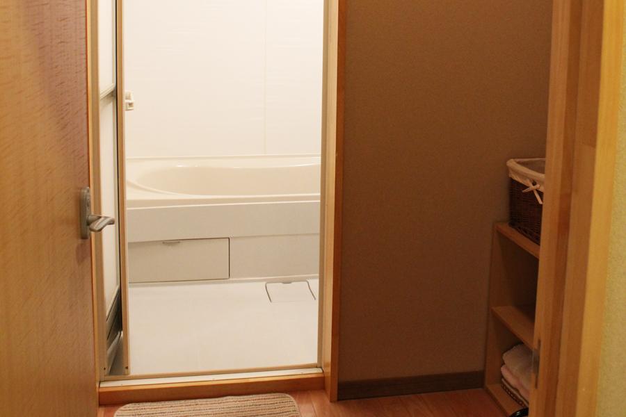 にしはら葬祭 セレモニーホール想風:お風呂、洗面所