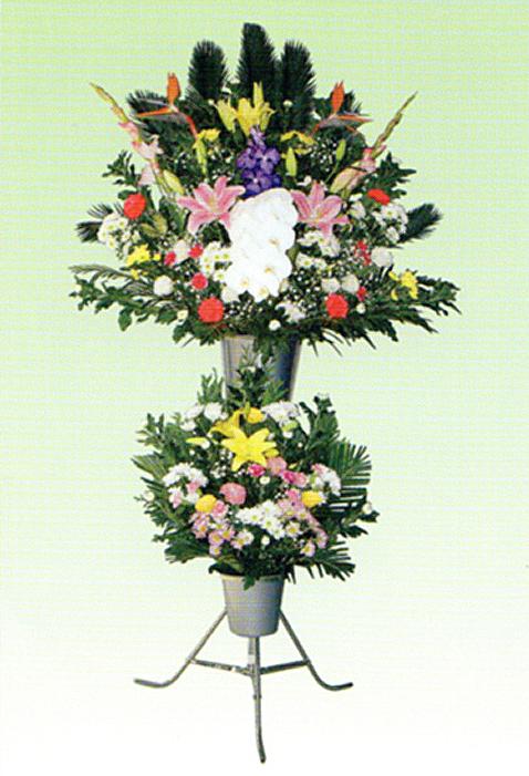 葬儀 ご供花 2段 16,200円