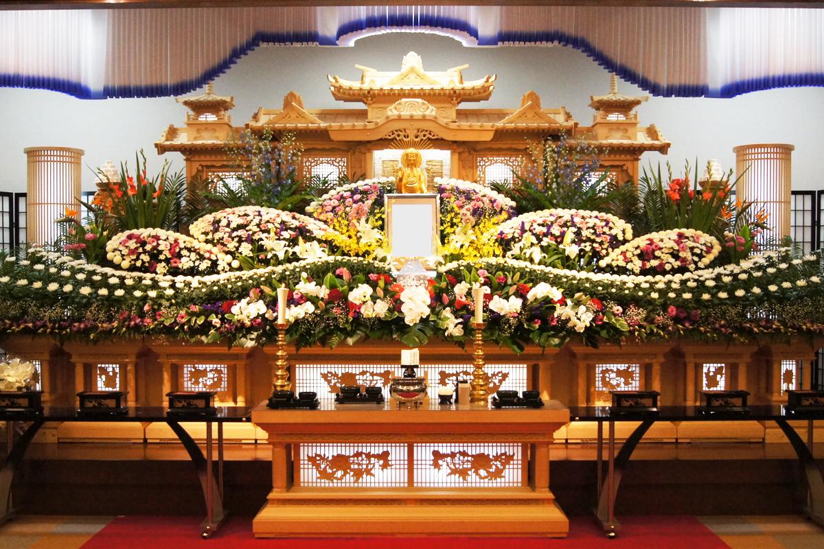 熊本でのお葬式なら西原村にしはら葬祭 85万円コース