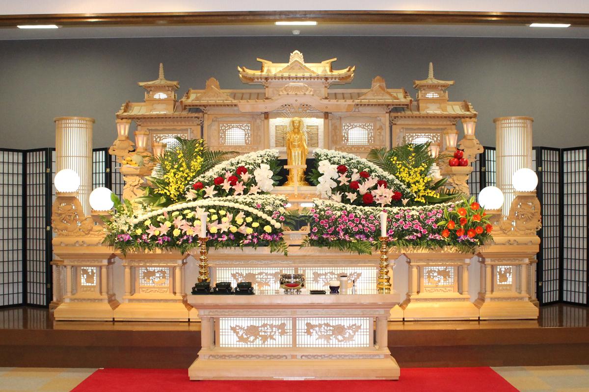 熊本でのお葬式なら西原村にしはら葬祭 48万円コース