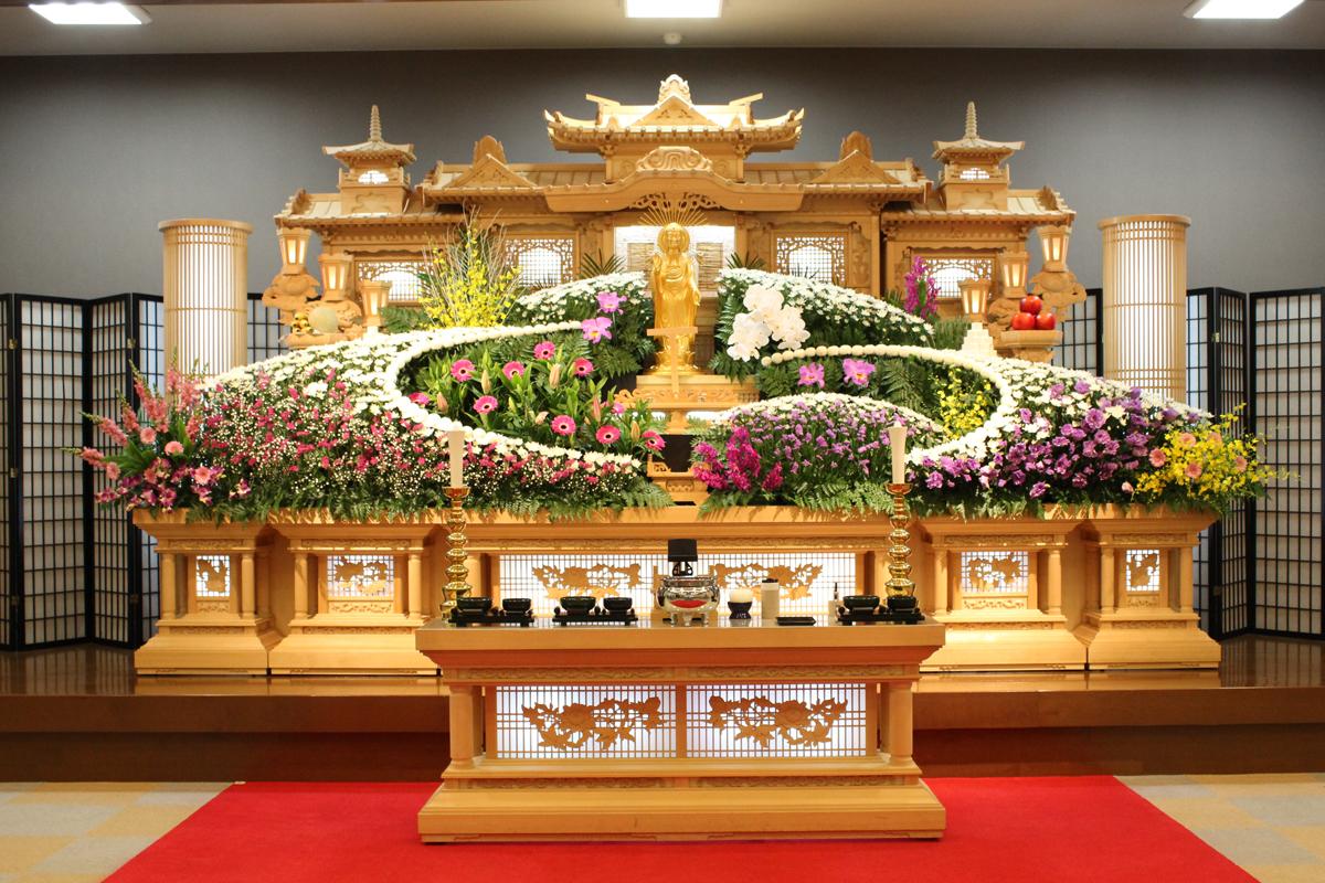 熊本でのお葬式なら西原村にしはら葬祭 58万円コース